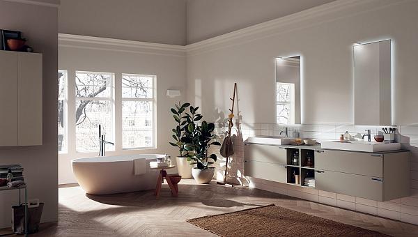 Deliziosi bagni moderni per case sofisticate