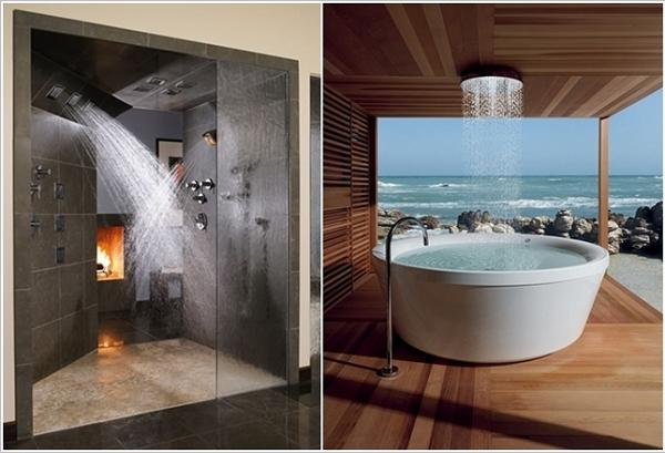 5 box doccia dal design moderno, che vi lasceranno a bocca aperta