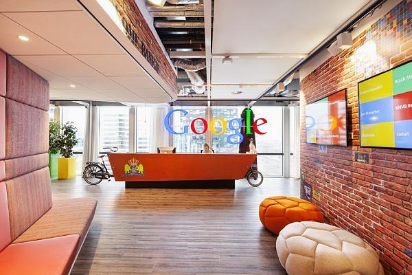 Un tour negli uffici di Google Amsterdam: tra capricci e funzionalità