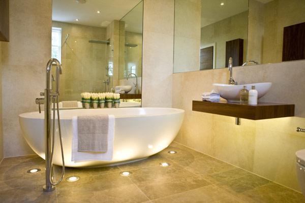 5 bagni come non ne avevate mai visti