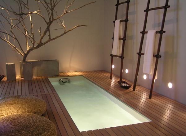 Stile giapponese e relax assicurato