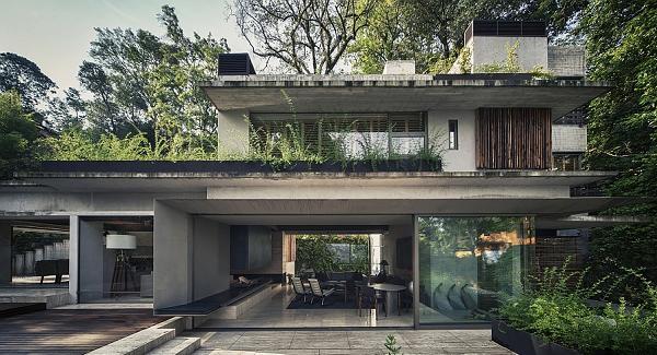 Una sontuosa casa vacanze immersa nel verde per un pieno di relax