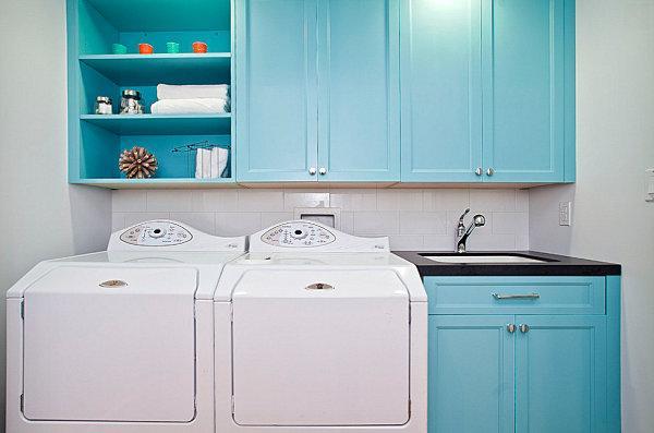 Organizzare la lavanderia con stile