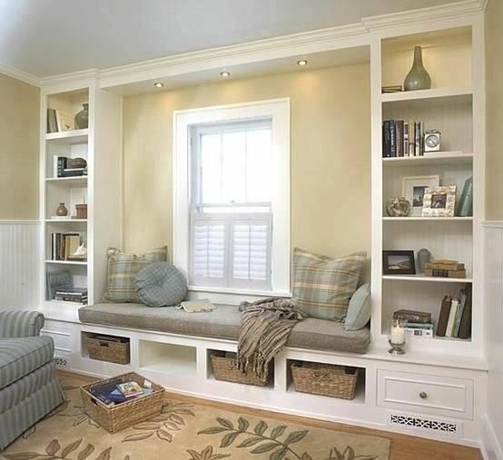 Angoli relax per la vostra casa in salotto