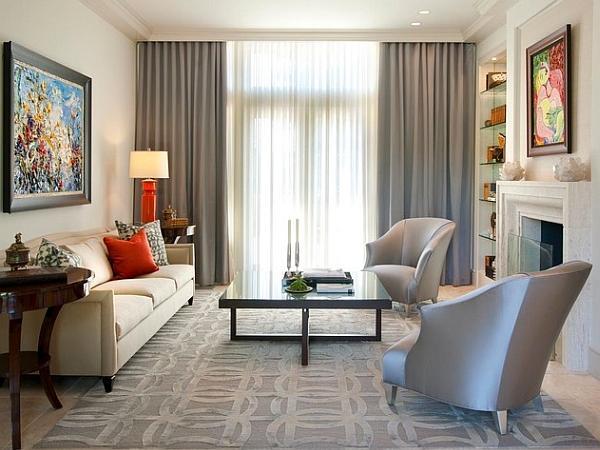 Stile minimal per una casa moderna