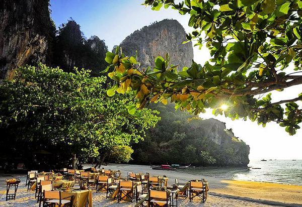 Rayavadee Krabi, Tailandia