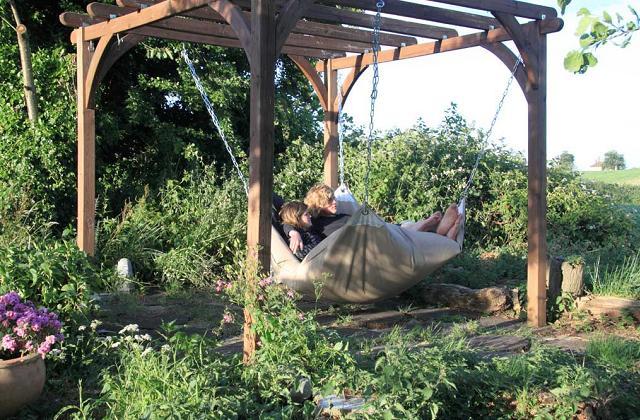 Amaca da interno: complemento d'arredo a tutto relax