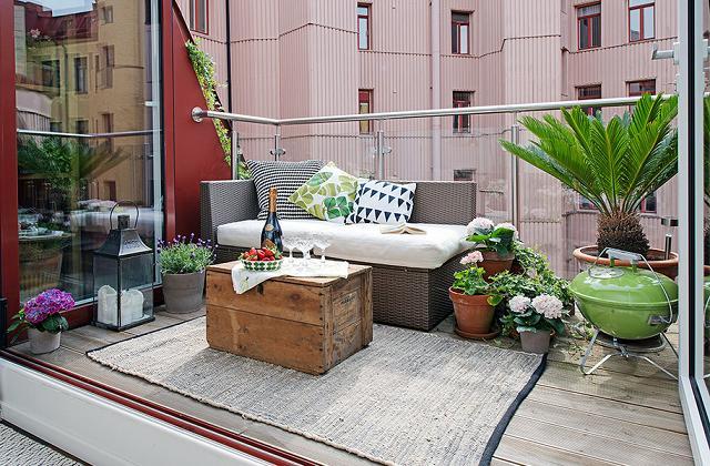 Arredare il terrazzo di casa con pochi soldi pagina 4 di 5 for Idee per arredare casa con pochi soldi
