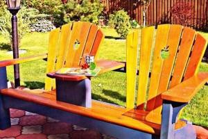 Riciclo creativo: 10 modi ingegnosi per riutilizzare vecchie sedie