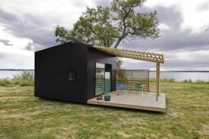 La mini casa prefabbricata pronta in 2 giorni
