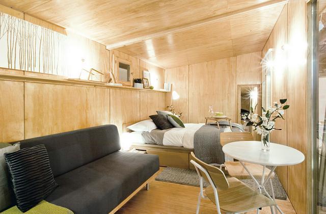 Mini House: dalla Svezia la casa che si costruisce in 48 ore