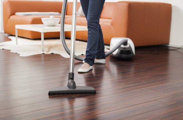 Come pulire il pavimento in parquet