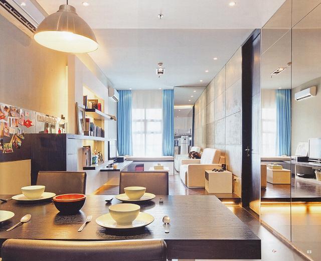 Come arredare un mini appartamento per single