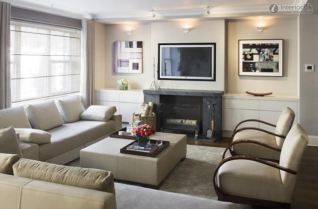 caminetto nel soggiorno per un relax totale - pagina 2 di 4 - casafan - Come Arredare Un Soggiorno Con Camino 2