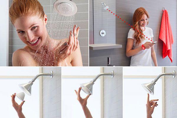 Cantare sotto la doccia? Ora è la doccia che canta