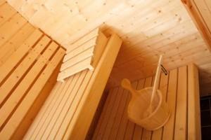 Regalarsi una sauna finlandese in casa