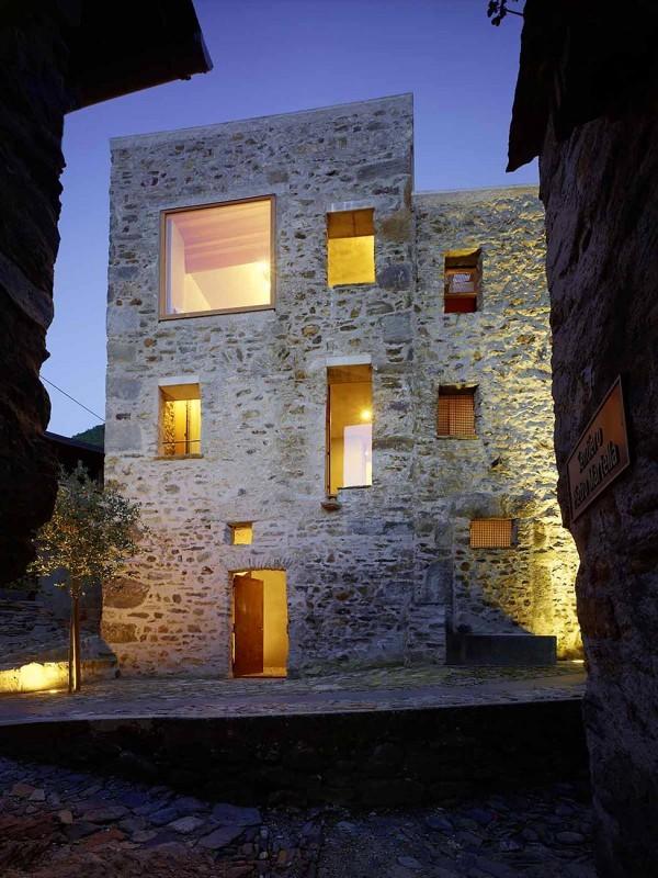 Ristrutturare una casa in pietra