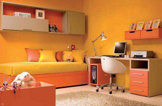 Letti salvaspazio per camere piccole