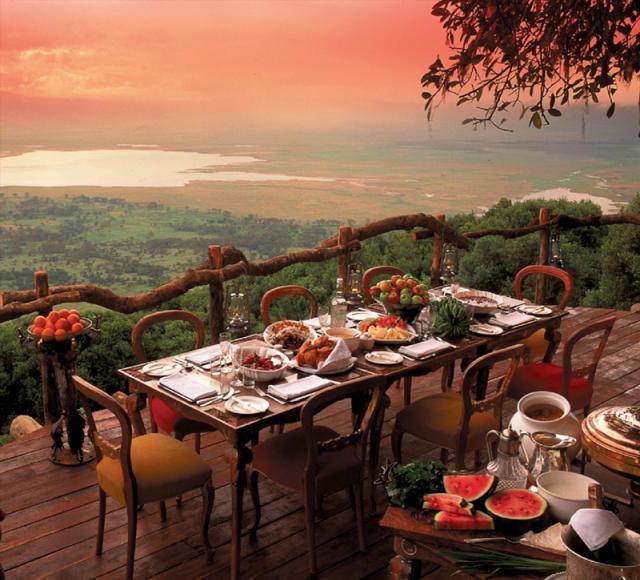I 10 ristoranti più incredibili al mondo