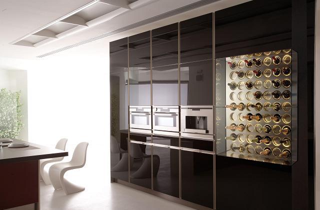 Tecnologia e design per gli amanti del vino
