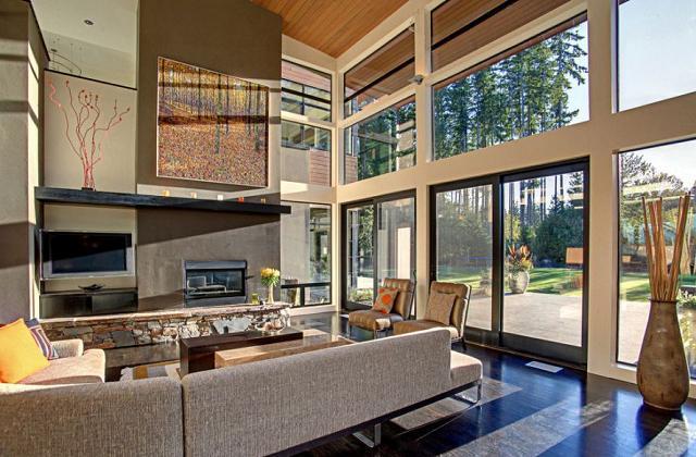 Come arredare una casa con i soffitti alti
