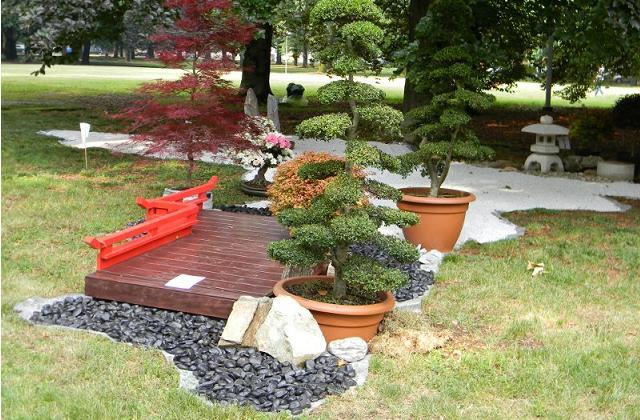 Decorare il giardino coi sassi for Sassi piatti per giardino