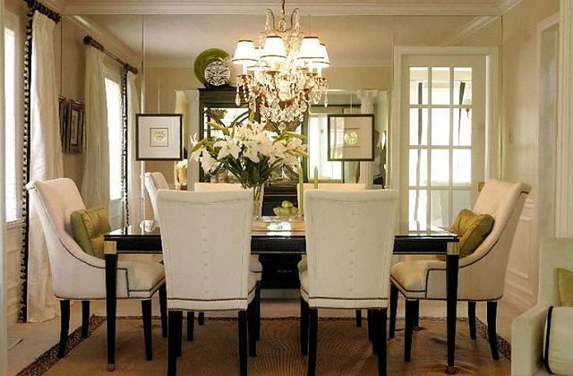 lampadari sala pranzo : ... Pranzo : Scegliere il lampadario giusto per la sala da pranzo