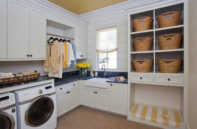 Come organizzare ed arredare la lavanderia di casa pagina 3 di 3 - Lavanderia in casa ...
