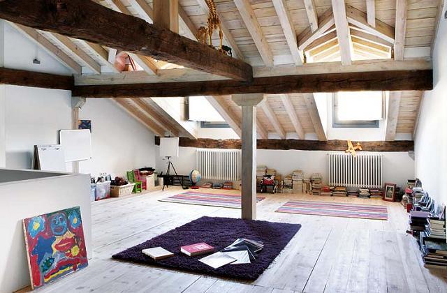 Arredare una casa in stile rustico moderno pagina 4 di 4 for Arredare casa in stile moderno