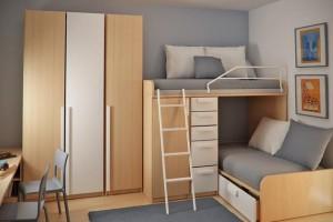 Camera da letto piccola: come la arredo?