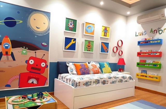 Idee e colori per la cameretta dei bambini