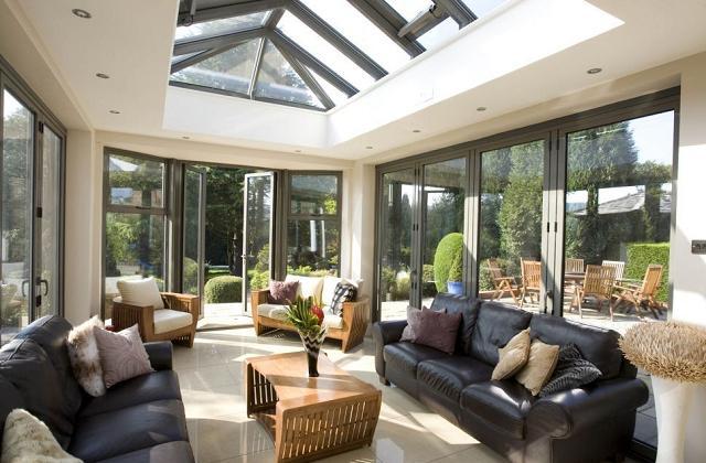 Arredare una veranda coperta per un 39 estate di relax for Arredare la veranda