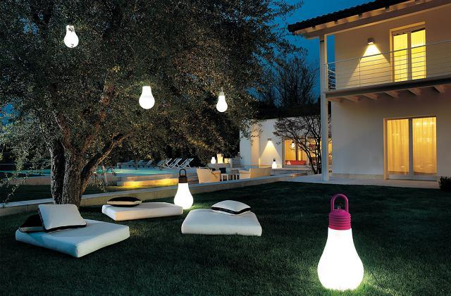 Illuminare il giardino a costo zero pagina 2 di 5 - Illuminare il giardino ...