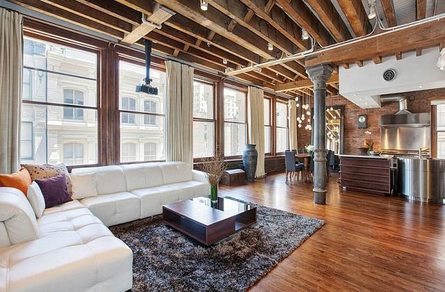 Arredare casa ispirandosi ai loft newyorkesi pagina 2 di 4 for Componenti d arredo moderni