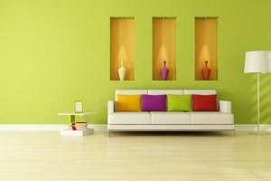 Arredare casa con il verde