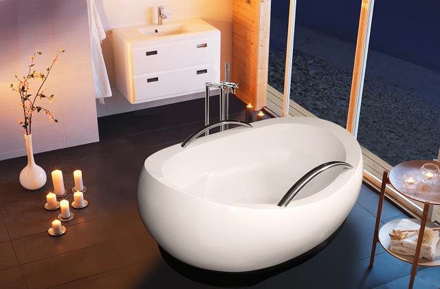 Vasche da bagno extralarge