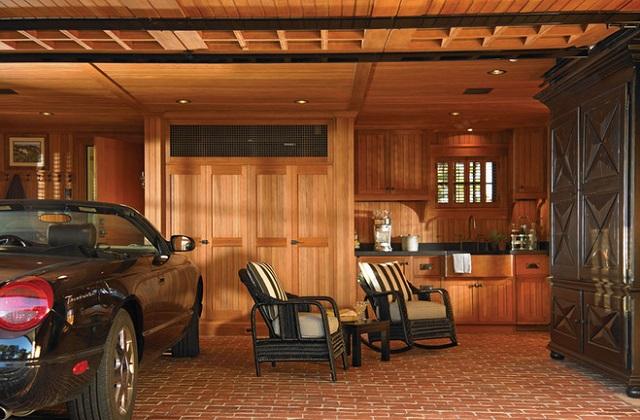Trasformiamo il vecchio garage in una divertente zona relax