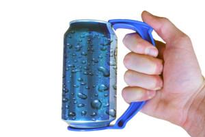 Il manico per le lattine di birra