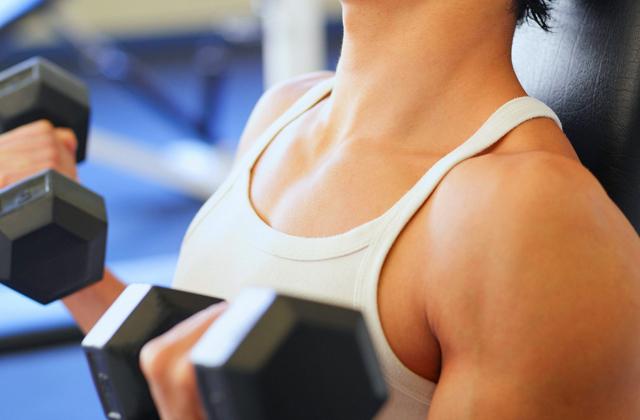 Come allestire una mini palestra in casa per il fitness - Piccola palestra in casa ...