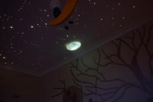 Creare un cielo stellato sul soffitto