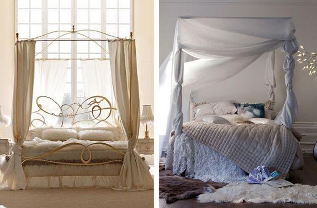 Il letto a baldacchino con un design moderno pagina 3 di 4 - Letto baldacchino moderno ...