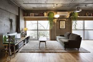 Il connubio tra etnico e moderno per una casa con stile