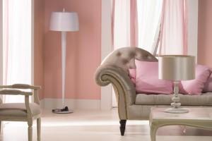 Il grigio ed il rosa, la nuova tendenza cromatica per la casa