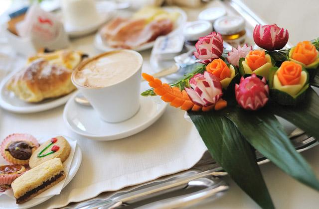 oggetti da colazione