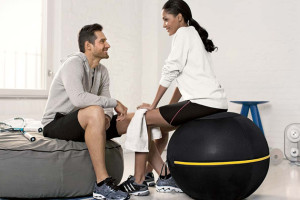 Wellness Ball, una palla per tenerci in forma