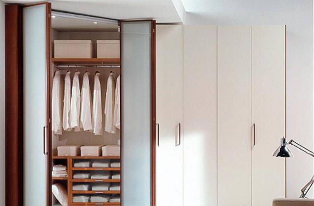 Le cabine armadio ad angolo un sogno per molte donne - Cabine armadio ad angolo ...