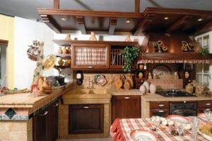 Idee originali per una cucina in stile country