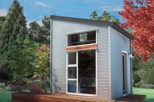 Come costruirsi una mini casa mobile a meno di 25.000 euro