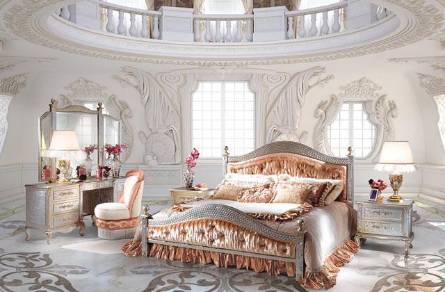 stile camera da letto