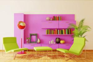 Come rendere la casa più colorata e frizzante